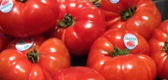 Ugli Ripe Tomatoes from Backyard Farms at Shaw's