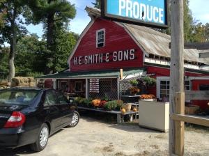 Smith Farm, Kimball Hill Road in Hudson, NH